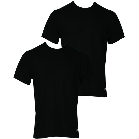 Crew | Lote de 2 camisetas - 100% algodón