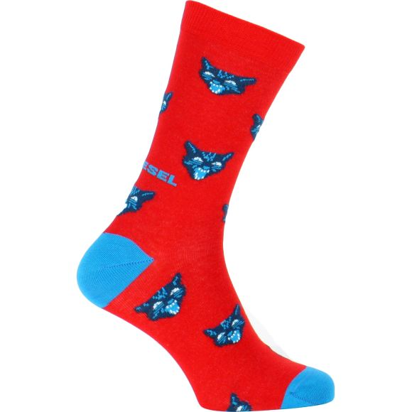 00S6U0-0AAPF | 1 par de calcetines clásicos - Algodón y nilón stretch
