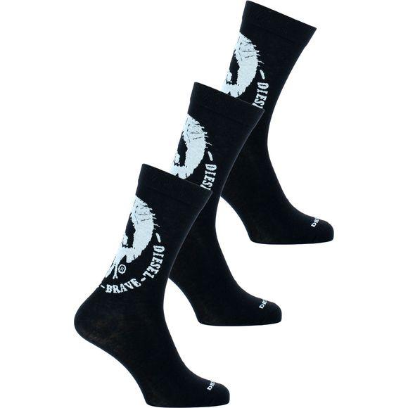 Skm-Ray-Threepack | Lote de 3 pares de calcetines clásicos - Algodón y poliamida stretch