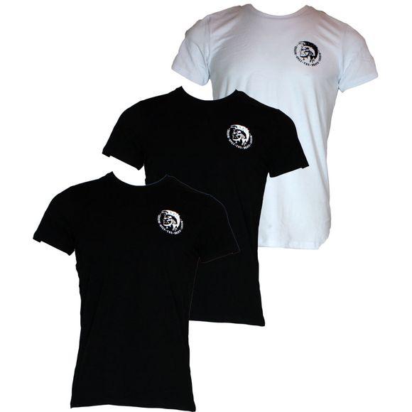 Umtee-Randalthreepack | Lote de 3 camisetas - Algodón stretch