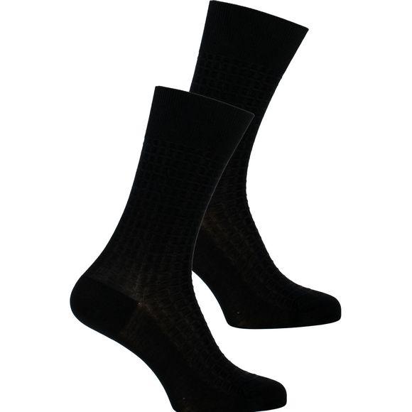 Motif business | Lote de 2 pares de calcetines clásicos - Algodón y poliamida