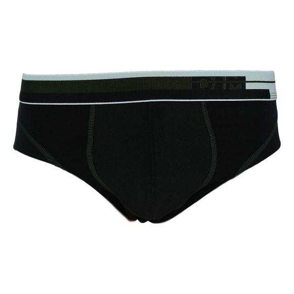 Sport | Slip talla alta - Algodón stretch