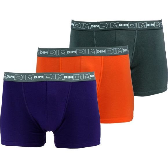 6596 | 3-pack boxer briefs - Stretch cotton