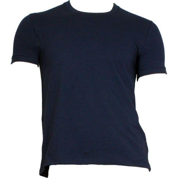 R-neck   Camiseta - Algodón stretch