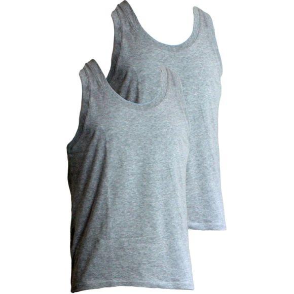 Tank 2-pack | Lote de 2 camisetas sin mangas - Algodón stretch