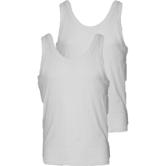Tank Shirt 2-Pack | Lote de 2 camisetas sin mangas - Algodón stretch