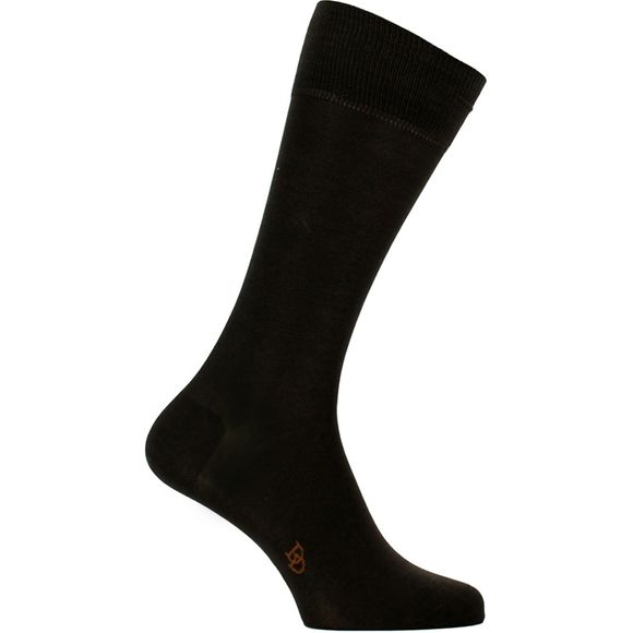Light | 1 par de calcetines clásicos - Algodón y poliamida stretch