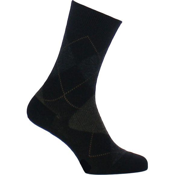 Jacquard | 1 par de calcetines clásicos - Lana y poliamida