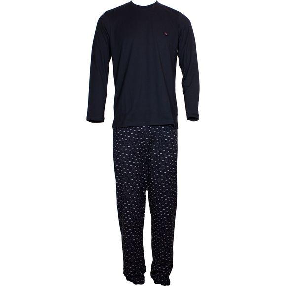 E76 | Pijama entero - 100% algodón