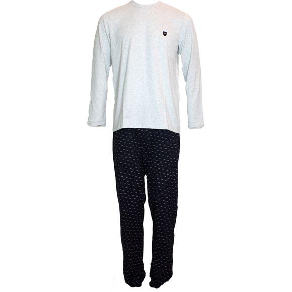 E76   Pijama entero - 100% algodón