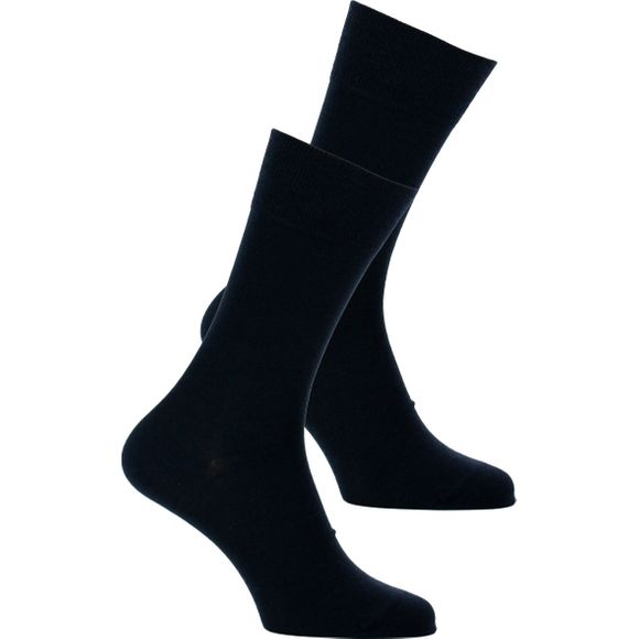 Esprit | 2-pack socks - Wool, cotton and stretch polyamide