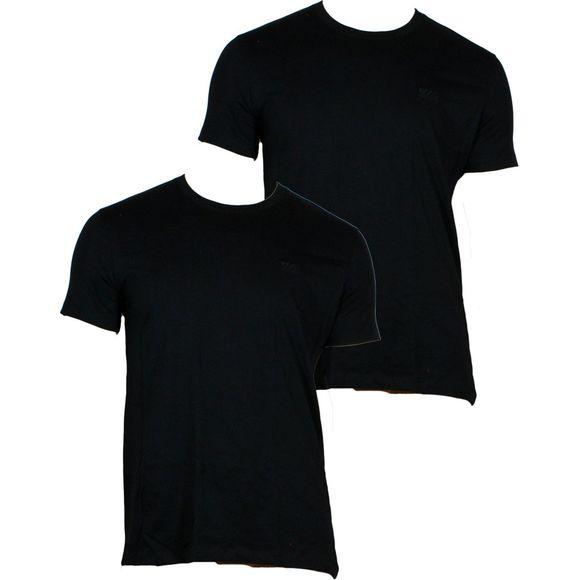 Crew   2-pack T-shirt - 100% cotton