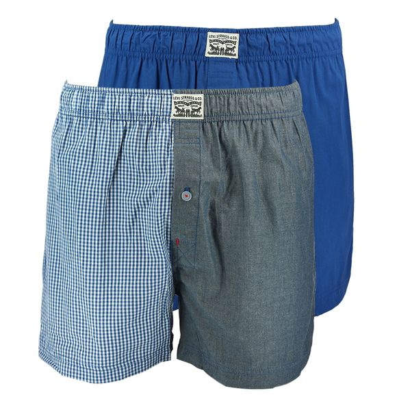300ls Split | 2-pack boxer shorts - 100% cotton