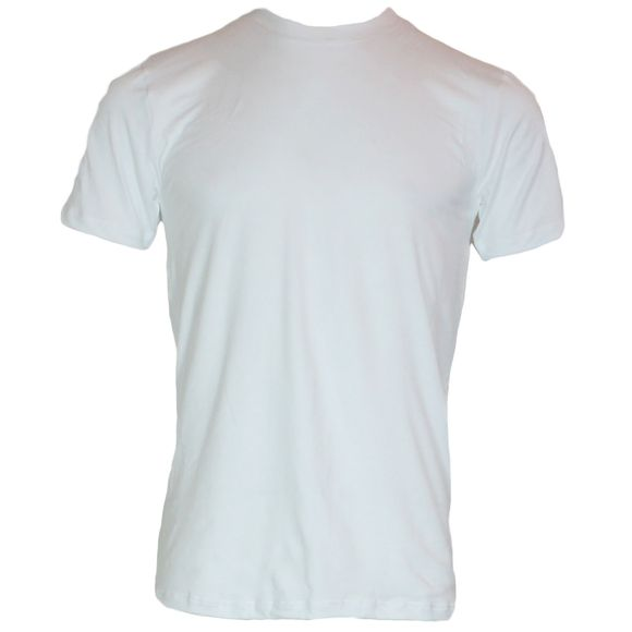 Dry cotton | T-shirt - Cotton and stretch polyester