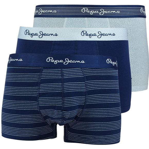 Mac | 3-pack boxer briefs - Stretch cotton