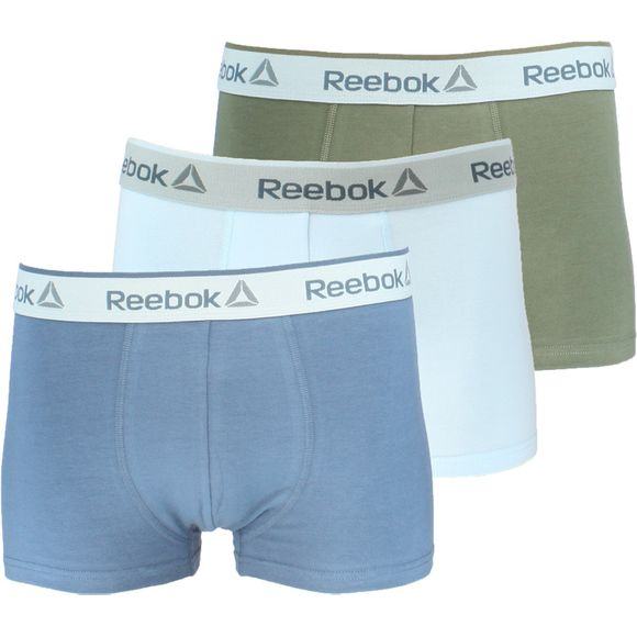 U5_F8110_RBK | 3-pack boxer briefs - Stretch cotton