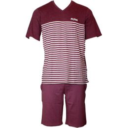Rayures | Pyjama set - Cotton and polyester