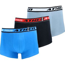 L563 | 3-pack boxer briefs - Stretch cotton
