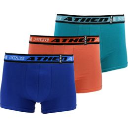Pulse | 3-pack boxer briefs - Stretch cotton