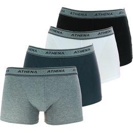LD40 | 4-pack boxer briefs - Stretch cotton