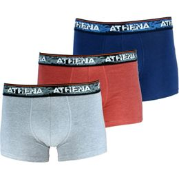 LN20 | 3-pack boxer briefs - Stretch cotton