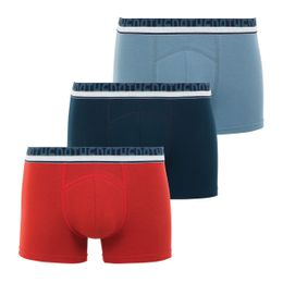 Coton bio | 3-pack boxer briefs - Stretch cotton