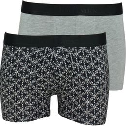 XB53M | 2-pack boxer briefs - Cotton and stretch modal