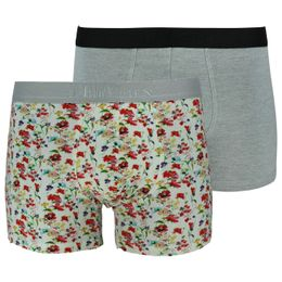 XB58M | 2-pack boxer briefs - Cotton and stretch modal