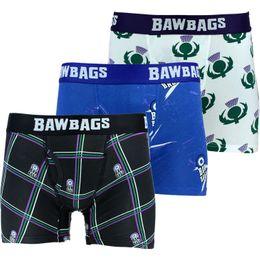 3 Pack Scottish | 3-pack boxer briefs - Stretch cotton