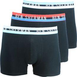 U5_1086_BS | 3-pack boxer briefs - Stretch cotton