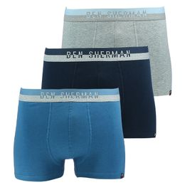 Wilton | 3-pack boxer briefs - Stretch cotton
