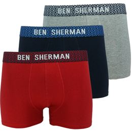 Bede | 3-pack boxer briefs - Stretch cotton