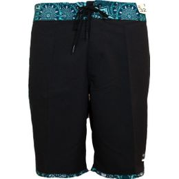 73 Og Printed 19 | Board shorts - Cotton and stretch polyester