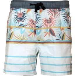 Currumbin Lb 16 | Swim shorts - Cotton and stretch polyester