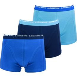 Basic | 3-pack boxer briefs - Stretch cotton