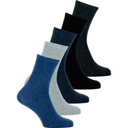 FABTYP 3 | 5-pack socks - Cotton, polyester and stretch polyamide