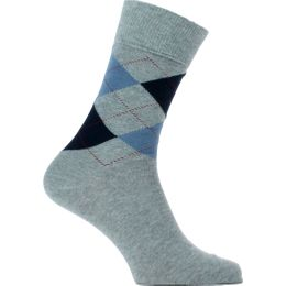 King SO | 1 par de calcetines clásicos - Algodón y poliamida