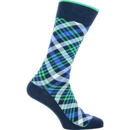 Cadogan SO | 1 par de calcetines clásicos - Algodón y poliamida stretch