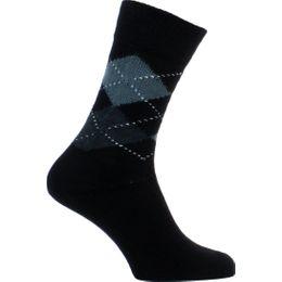 24284 | 1 par de calcetines clásicos - Acrílico y poliamida