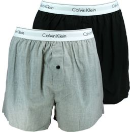 NB1396A | 2-pack boxer shorts - 100% cotton