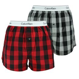 Holiday modern | 2-pack boxer shorts - 100% cotton