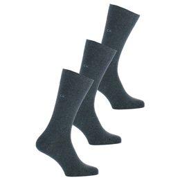 Eric | Lote de 3 pares de calcetines clásicos - Algodón y poliamida stretch