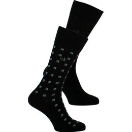 ECD178 | 2-pack socks - Cotton and stretch polyamide