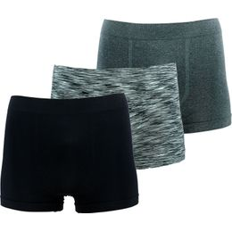 LISEAMLES3 | 3-pack boxer briefs - Polyamide and stretch polyester