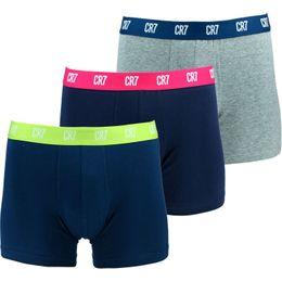 Basic   3-pack boxer briefs - Stretch cotton