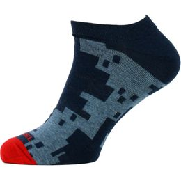 Skm-Gost | Ankle socks - Cotton and stretch polyamide