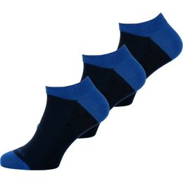 Skm-Gost-Threepack | 3-pack ankle socks - Cotton and stretch polyamide