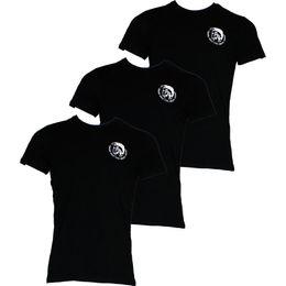 Umtee-Randalthreepack | 3-pack short-sleeved T-shirt - Stretch cotton