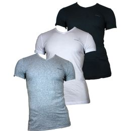 The Essential | 3-pack short-sleeved T-shirt - 100% cotton