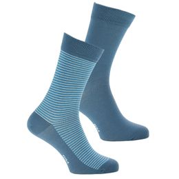 Coton style | 2-pack socks - Stretch cotton